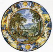 La ceramica di Castelli - Casa Natale di Gabriele D\'annunzio